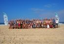 """FSL on Tour"" – Strandsporttage 2018 in Frankreich/Atlantikküste"
